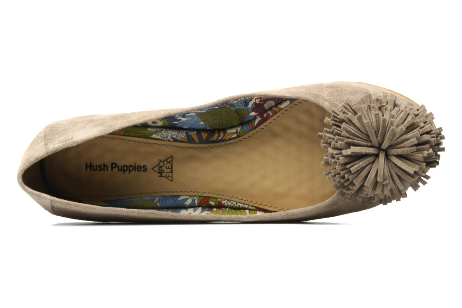 Swan skimmer pp Taupe Suede