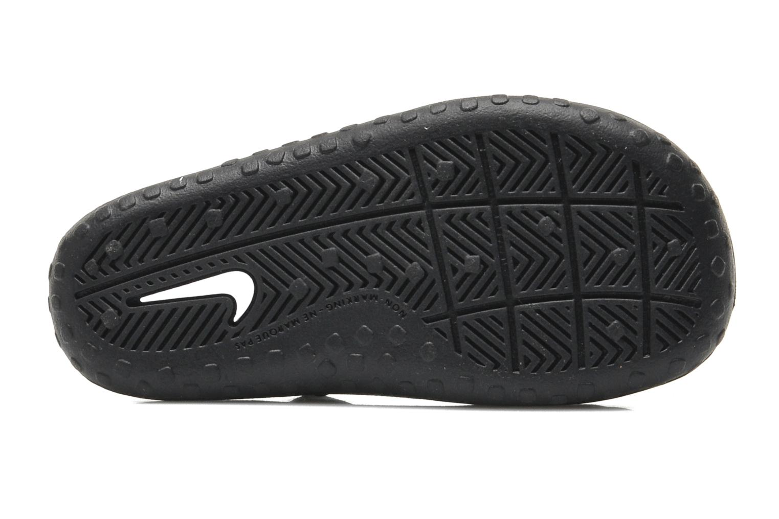 Sport shoes Nike SUNRAY PROTECT (TD) Black view from above