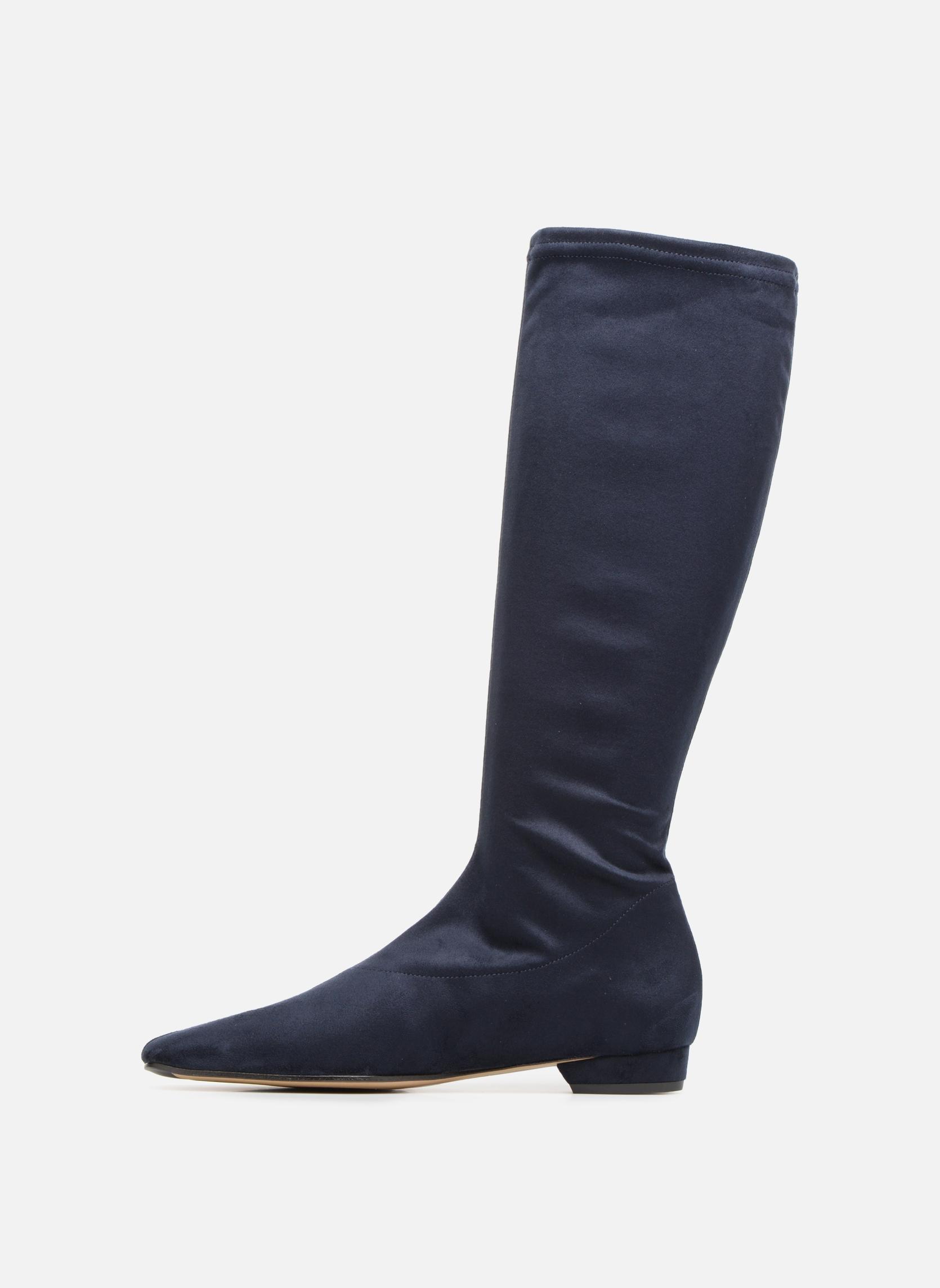 Boots & wellies Elizabeth Stuart Panam 342 Blue front view