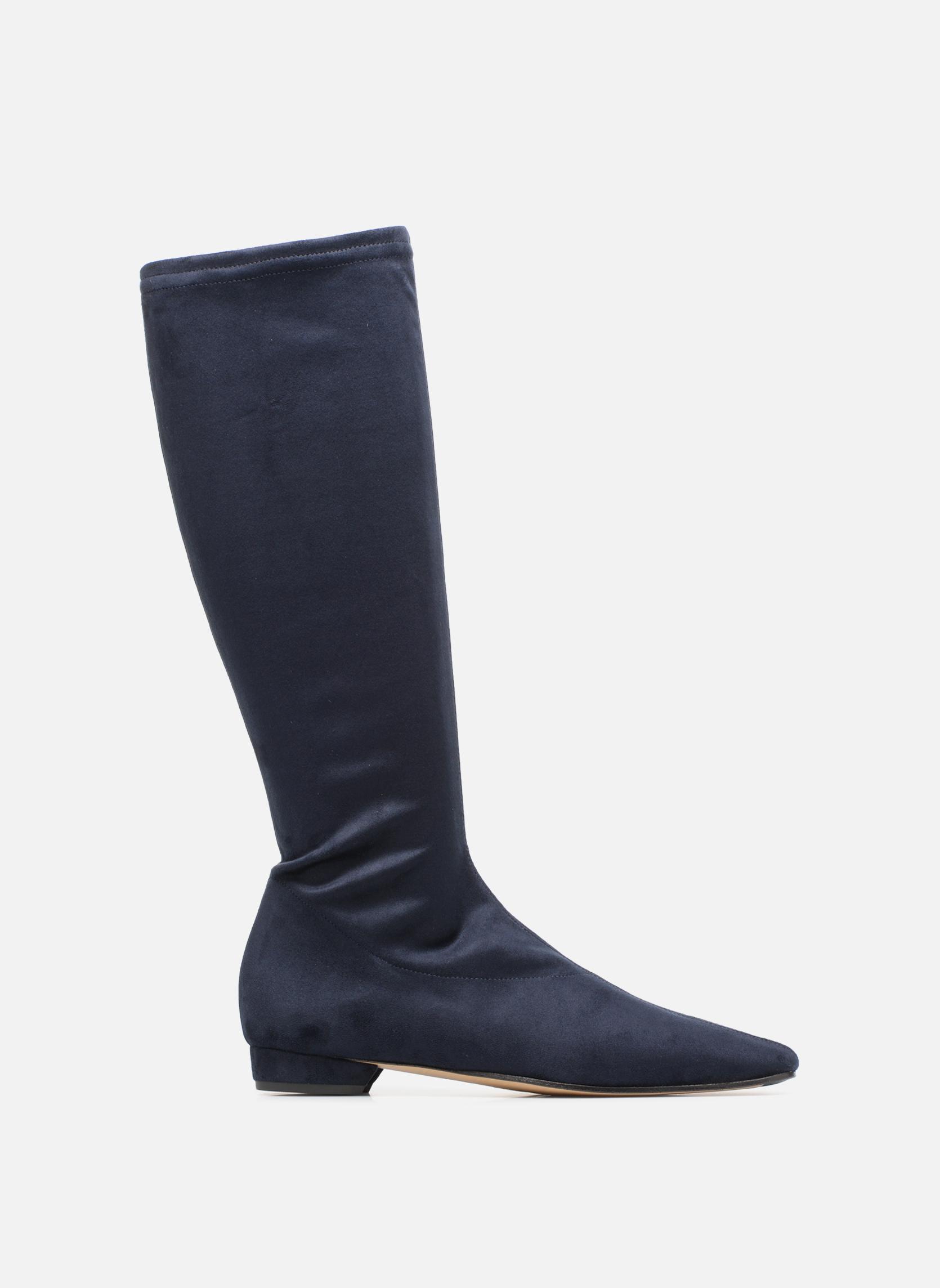 Boots & wellies Elizabeth Stuart Panam 342 Blue back view
