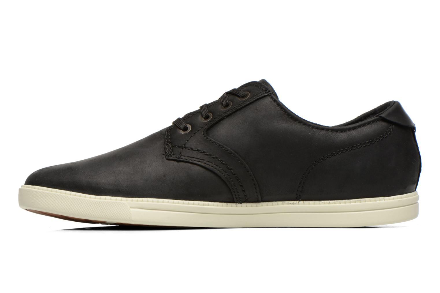Chaussures à lacets Timberland Earthkeepers Newmarket LP Ox Noir vue face