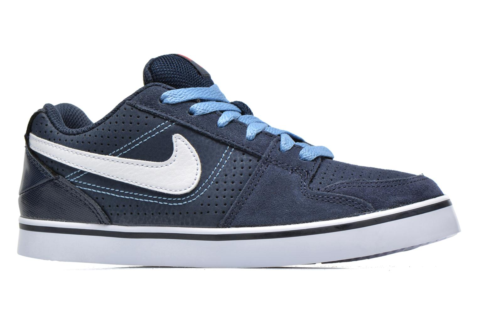 Nike Ruckus Low Jr Obsidian White Light Blue