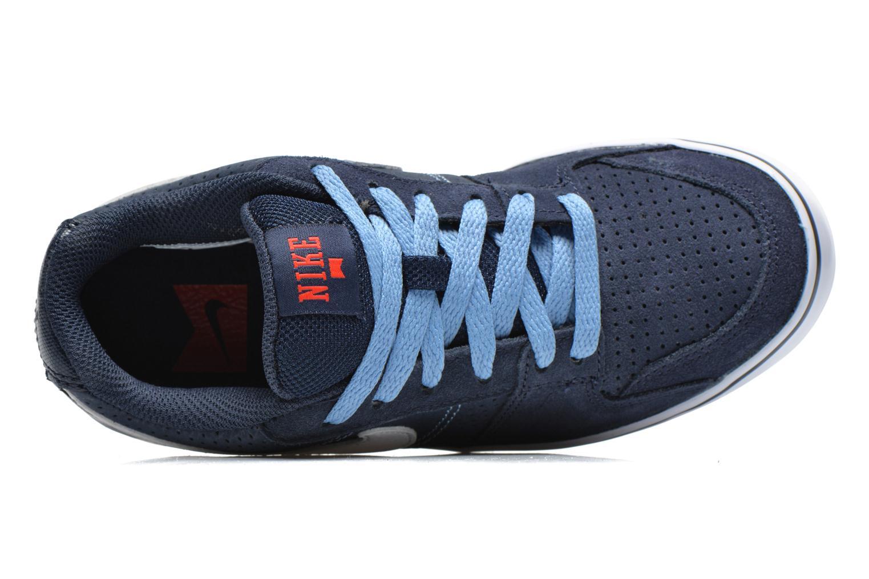 Baskets Nike Nike Ruckus Low Jr Bleu vue gauche