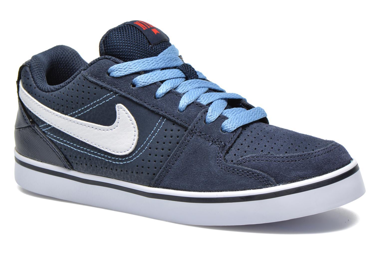 Baskets Nike Nike Ruckus Low Jr Bleu vue détail/paire