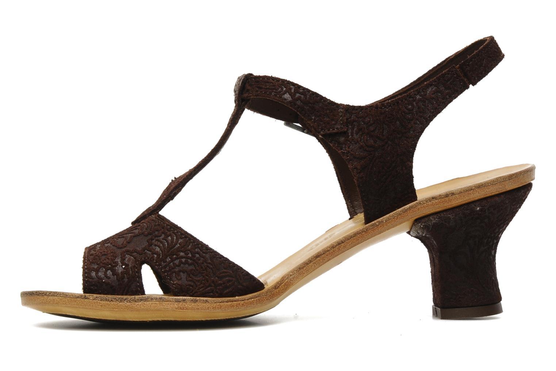 Sandales et nu-pieds Neosens Rojal 462 Marron vue face