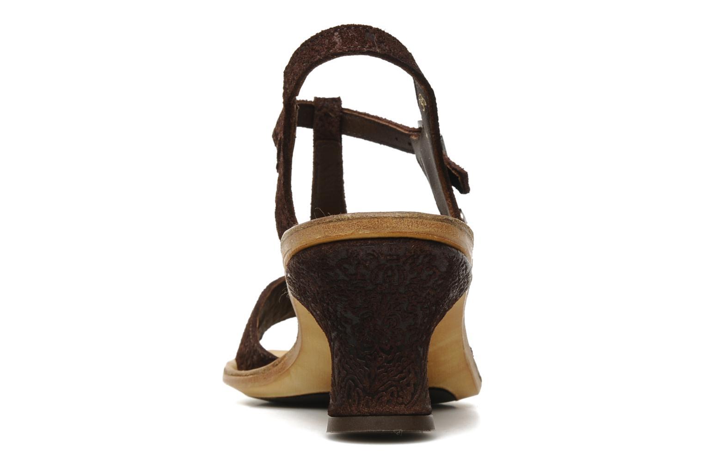 Sandales et nu-pieds Neosens Rojal 462 Marron vue droite