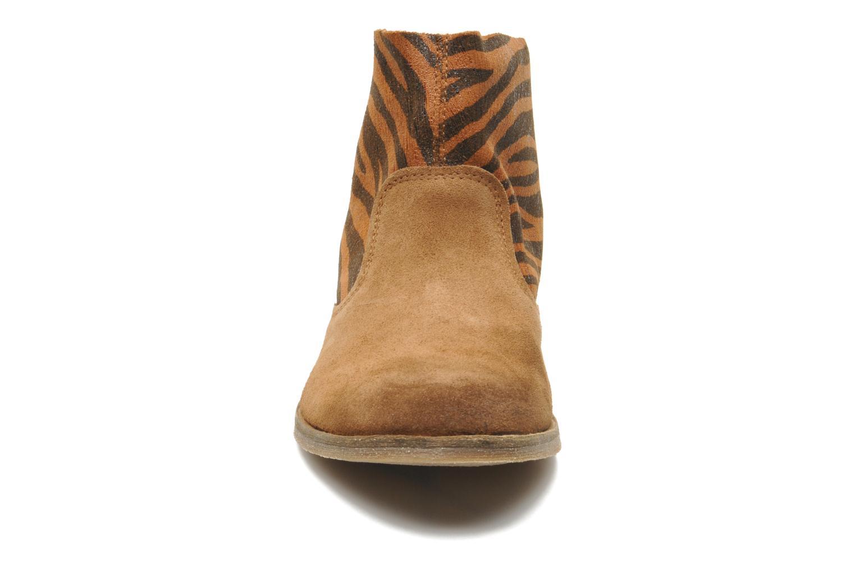 Bottines et boots Kickers ROXANNA Multicolore vue portées chaussures