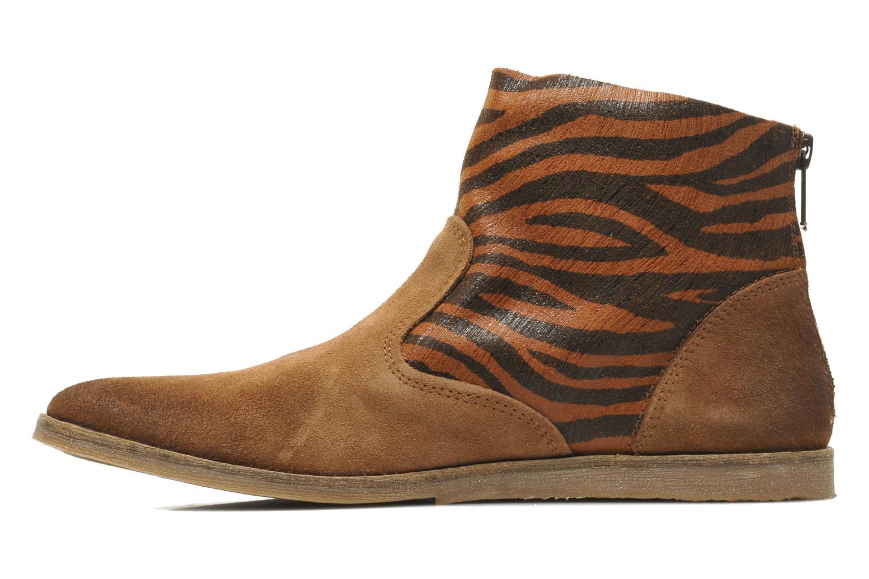 Bottines et boots Kickers ROXANNA Multicolore vue face