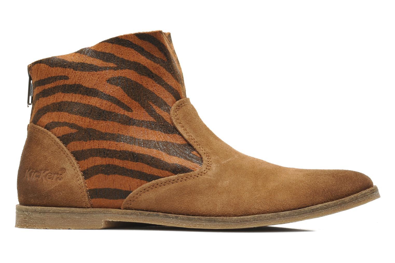 Bottines et boots Kickers ROXANNA Multicolore vue derrière