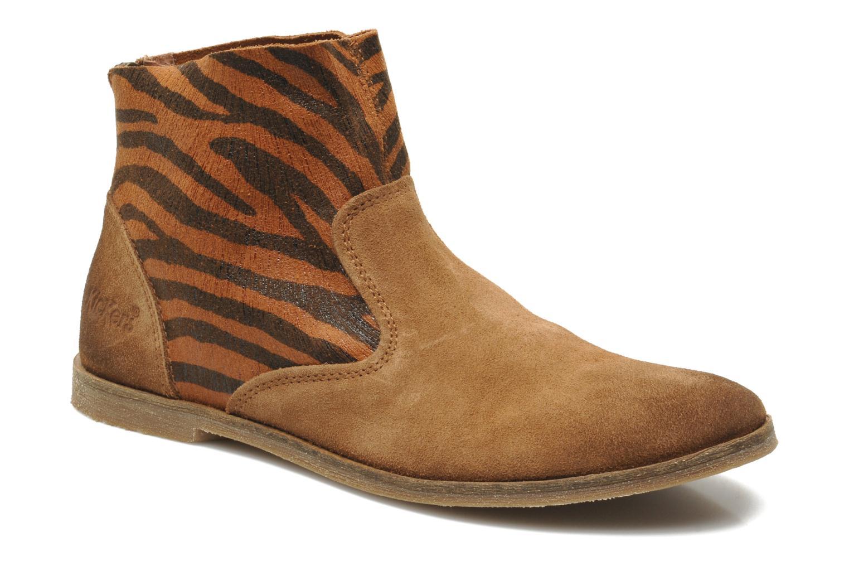 Bottines et boots Kickers ROXANNA Multicolore vue détail/paire