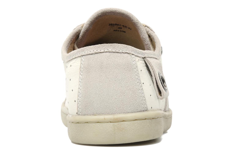 Sneakers Kickers PHANTOM Wit rechts