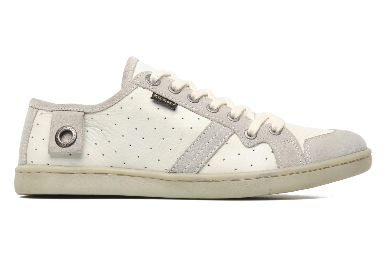 Sneakers Kickers PHANTOM Wit achterkant