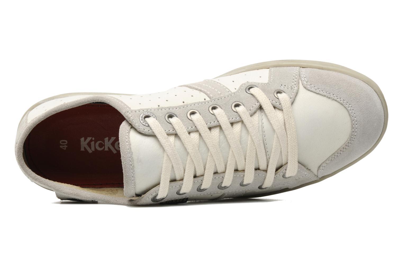 Sneakers Kickers PHANTOM Wit links