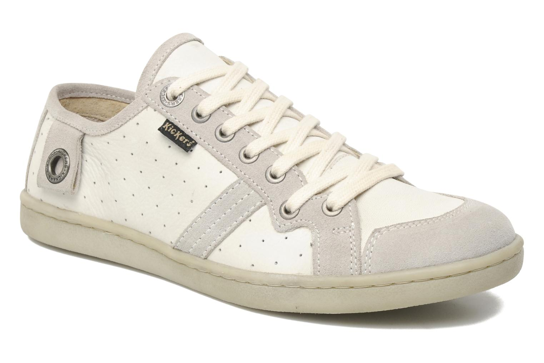 Sneakers Kickers PHANTOM Wit detail