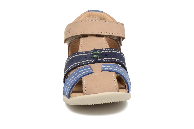 Sandalen Kickers BIGBAZAR Beige model