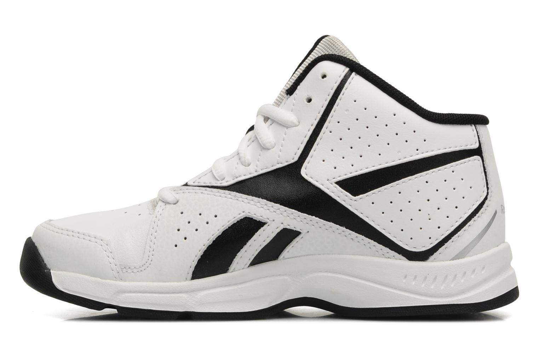 Sneakers Reebok Buckets VII Wit voorkant