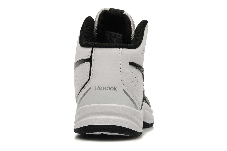 Sneakers Reebok Buckets VII Wit rechts