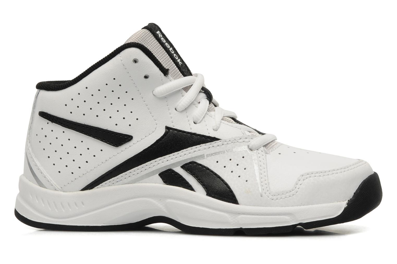 Sneakers Reebok Buckets VII Wit achterkant