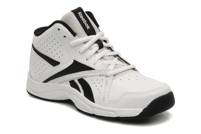 Sneakers Reebok Buckets VII Wit detail