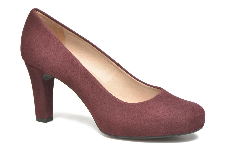 Zapatos de tacón Unisa Numis Vino vista de detalle / par