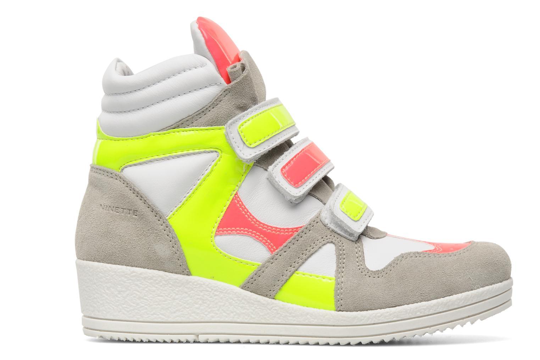 Sneaker Ninette en fleurs 7010 mehrfarbig ansicht von hinten