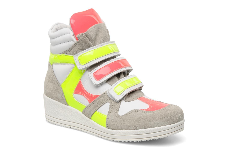 Sneaker Ninette en fleurs 7010 mehrfarbig detaillierte ansicht/modell