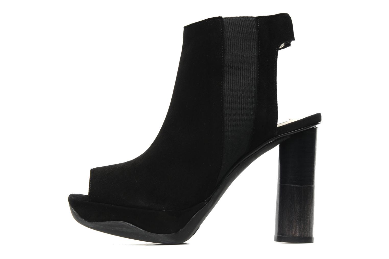 Sandalen B Store Anne 14 schwarz ansicht von vorne