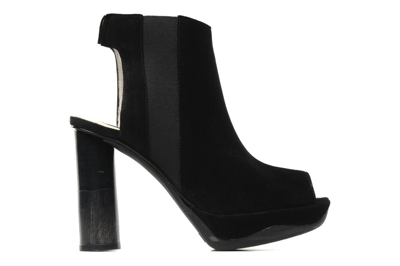 Sandales et nu-pieds B Store Anne 14 Noir vue derrière