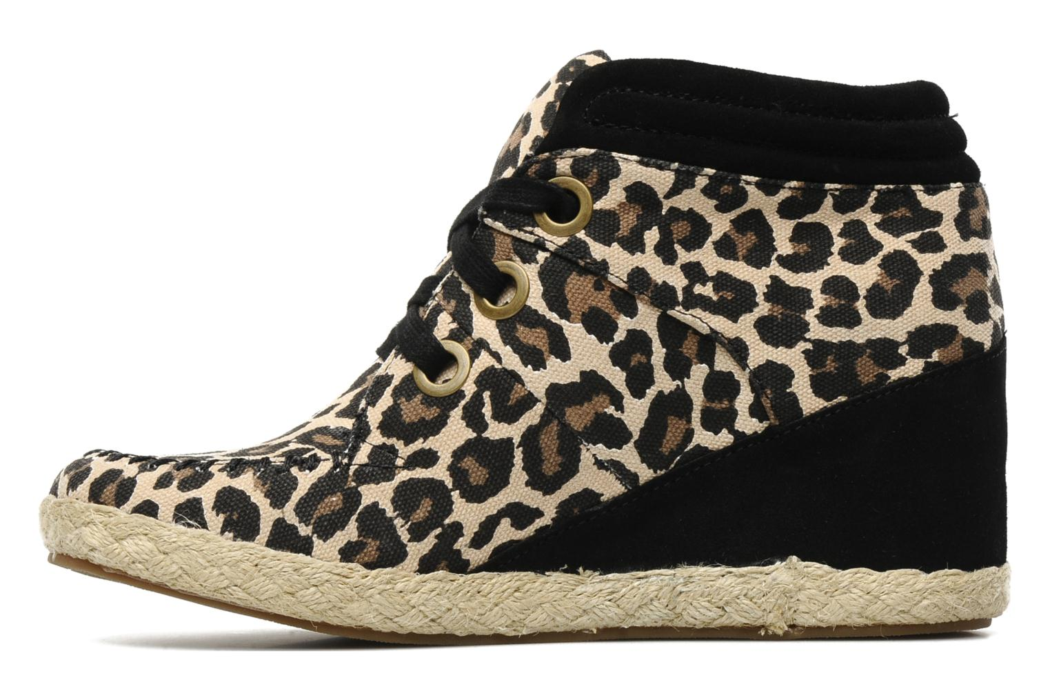 Spleen Sneaker Leopard Natural/Black