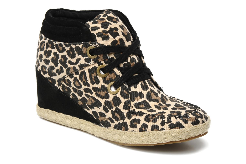 Spleen Sneaker Leopard Natural/Black