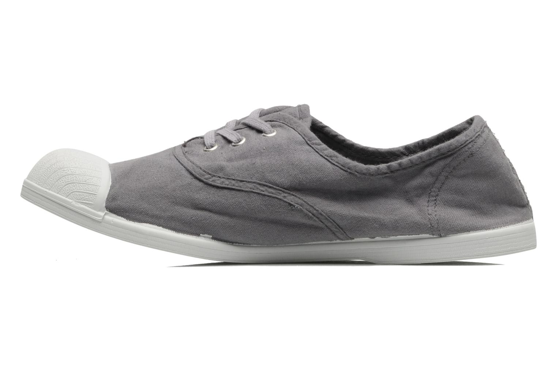 Sneaker Kaporal Vicky grau ansicht von vorne