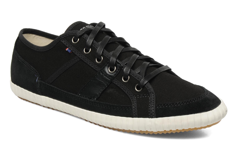 Sneakers Le Coq Sportif Calvi Zwart detail