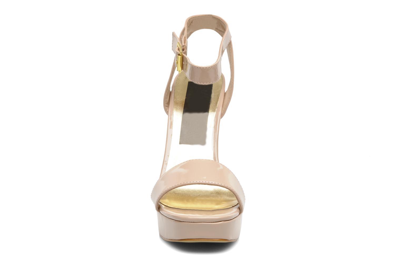 Sandales et nu-pieds I Love Shoes Phodeal Beige vue portées chaussures