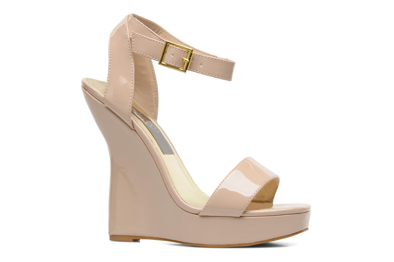Sandales et nu-pieds I Love Shoes Phodeal Beige vue derrière