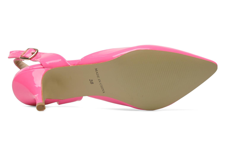 Escarpins I Love Shoes Phonside Rose vue haut