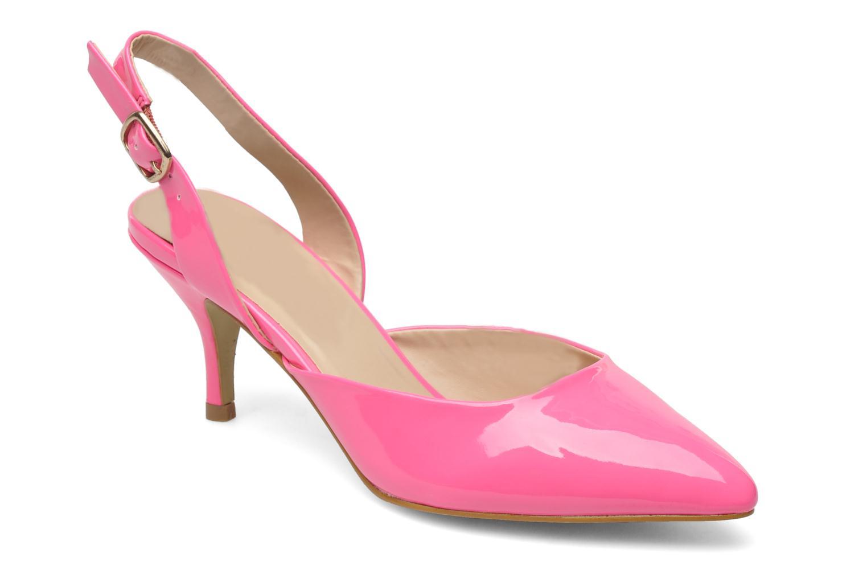 Escarpins I Love Shoes Phonside Rose vue détail/paire