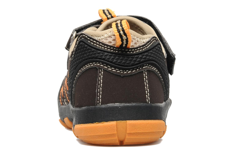 Sneakers Kangaroos Beni Bruin rechts
