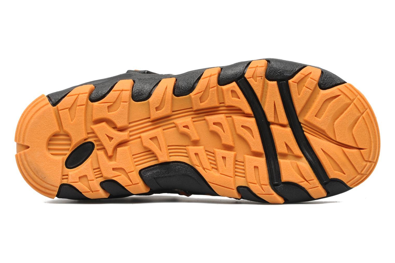 Sneakers Kangaroos Beni Bruin boven