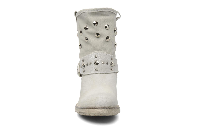 Ankelstøvler Méliné Mulaby Beige se skoene på