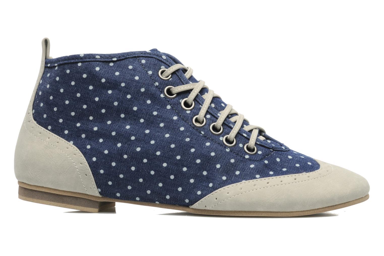 Chaussures à lacets One Step Venicia Bleu vue derrière