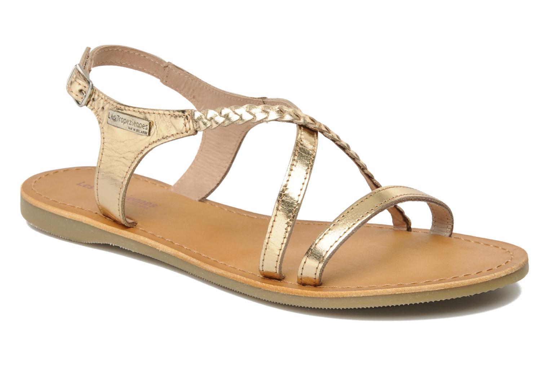 Zapatos promocionales Les Tropéziennes par M Belarbi Hanano (Oro y bronce) - Sandalias   Cómodo y bien parecido