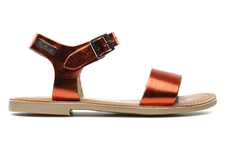Sandalen Les Tropéziennes par M Belarbi Hiliona E rot ansicht von hinten