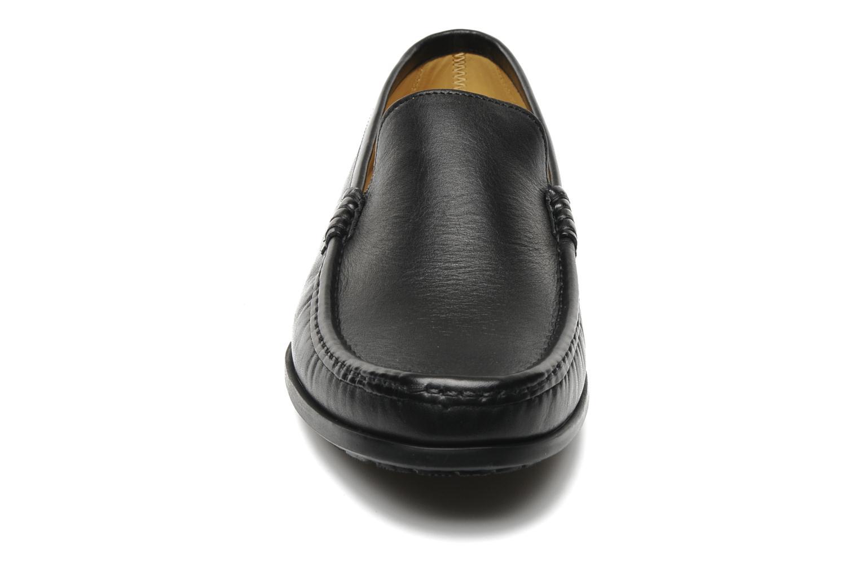 Mocassins Sledgers Morris Noir vue portées chaussures