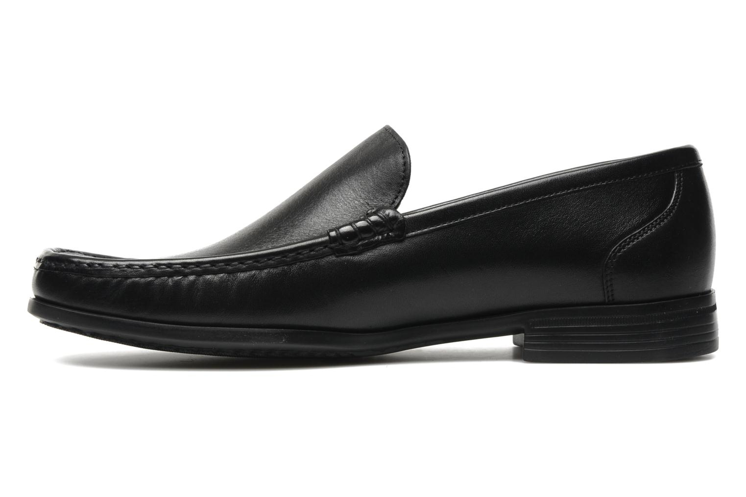 Loafers Sledgers Morris Black front view