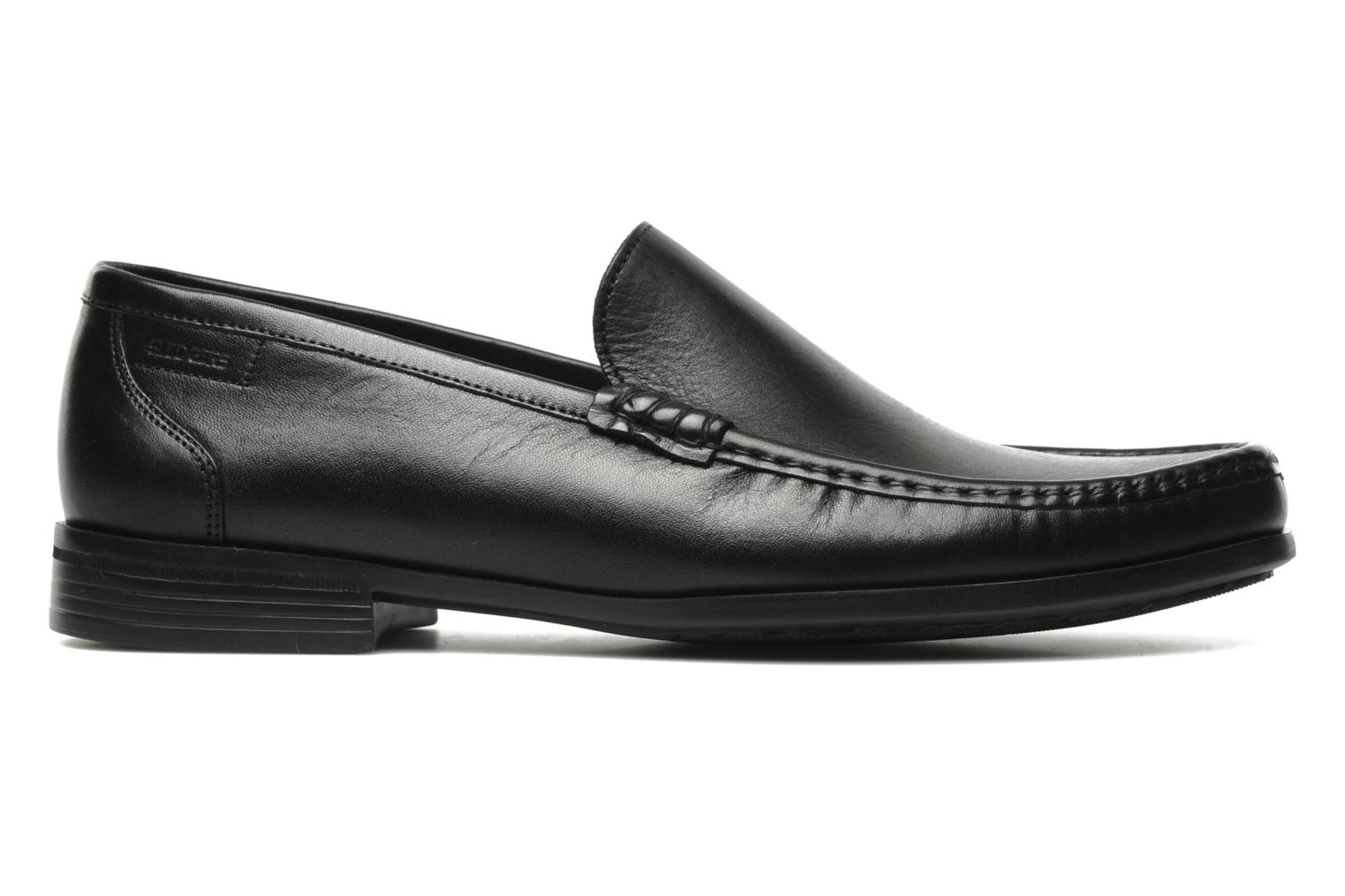 Loafers Sledgers Morris Black back view