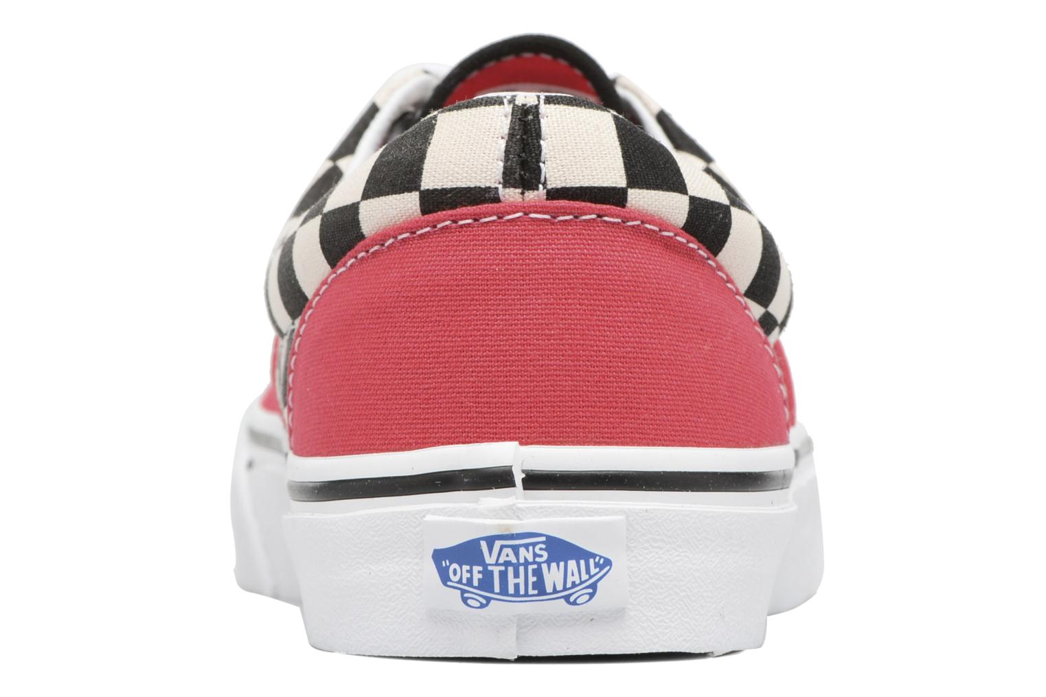 Trainers Vans Era W Red view from the right