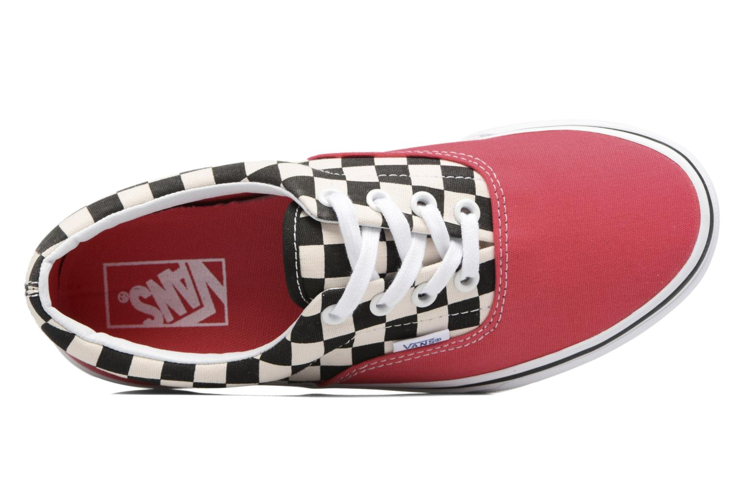 Sneakers Vans Era W Rosso immagine sinistra