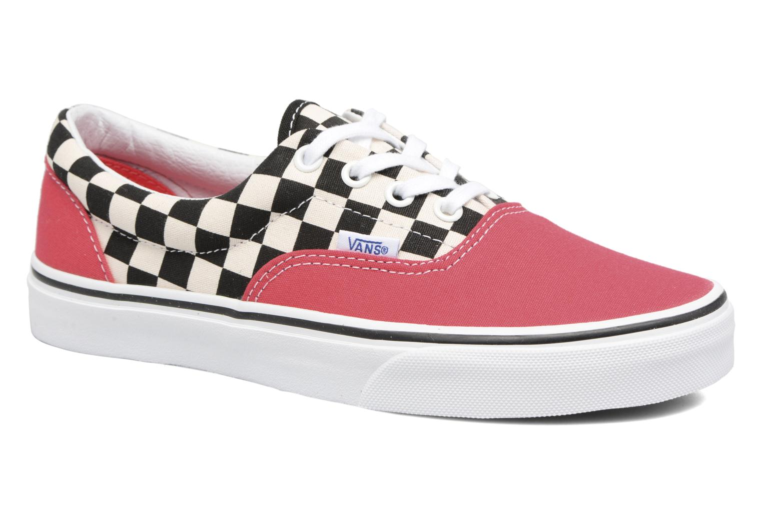 Trainers Vans Era W Red detailed view/ Pair view