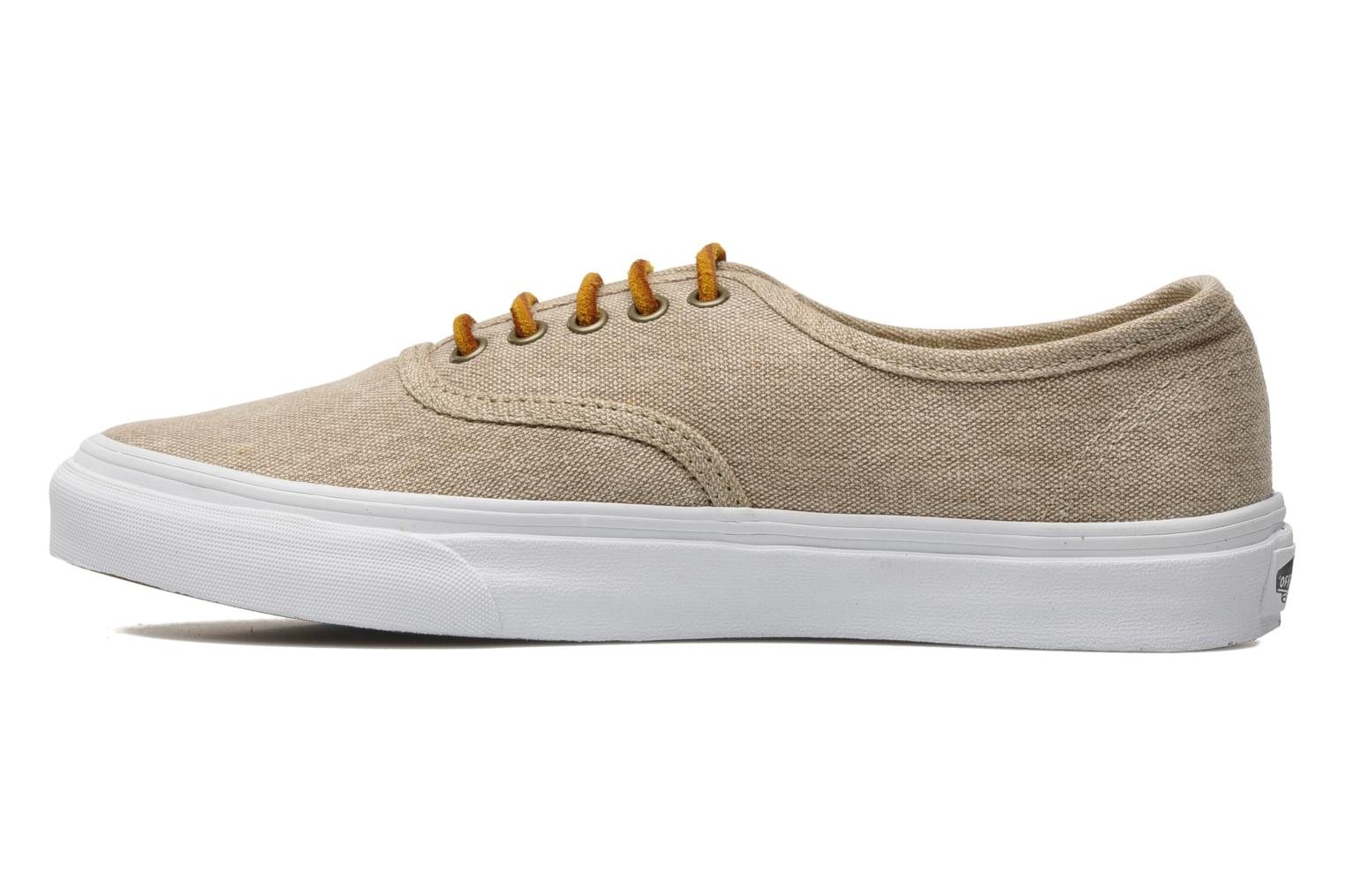 (Frayed Native) true white Vans Authentic Slim W (Multicolore)