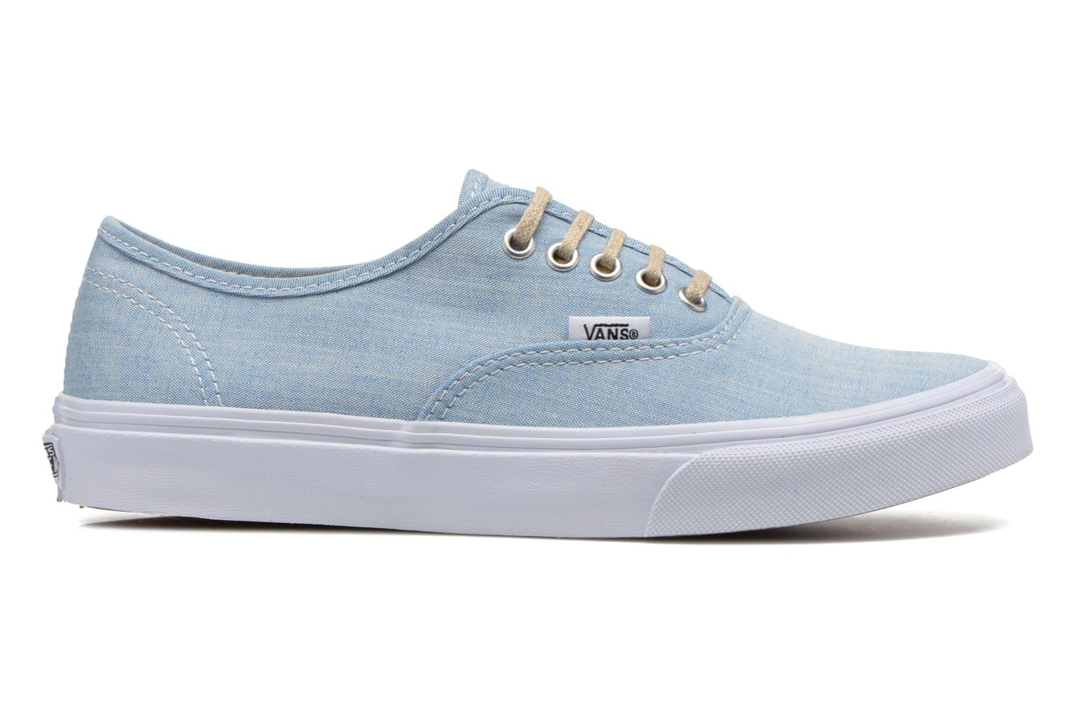 (Chambray) coral/true white Vans Authentic Slim W (Orange)